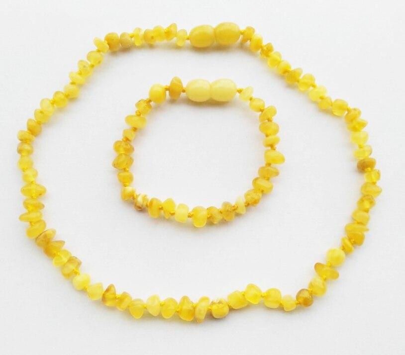 33 Centimetri Mellite Ambar Collana Bambino Certificato Autentico Genuino Lemon Baltico Barocco Ambar Collana Di Dentizione Del Bambino Top Angurie