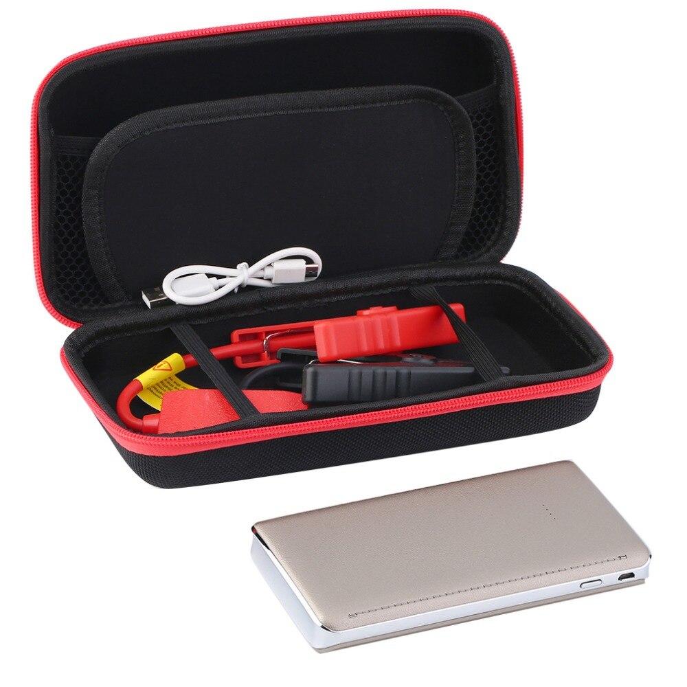3 PC 30000 mAh multi-fonction argent voiture démarreur Mobile chargeur portatif batterie de démarrage