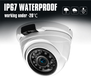 Image 3 - BESDER Wide Angle 2.8mm 720P 960P 1080P PoE CCTV Dome Camera  Indoor Outdoor Vandalproof ONVIF Infrared Metal Case IP camera