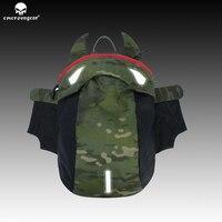 Emersongear Маленький Дьявол Детская уличная сумка персональный камуфляж рюкзак От 5 до 12 лет спортивные сумки Кемпинг походная сумка EMS5823