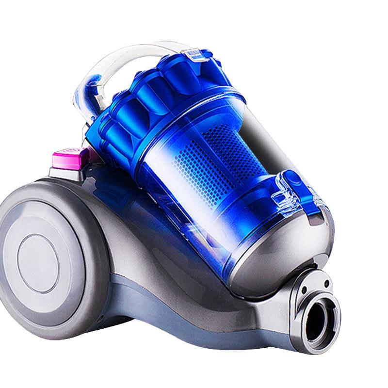 Aspirateur Canister 2600 W 220 V Aspirateur haute puissance à forte aspiration Aspirateur électrique de nettoyage Aspirateur Sans Fil Cyclonique