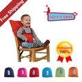 Portador de bebê Mochila Manduca Almoço Alimentação Cadeira de Jantar Do Bebê Portátil Cinto de Segurança Cintos de segurança do Carro Cadeira Dobrável Alta Arnês