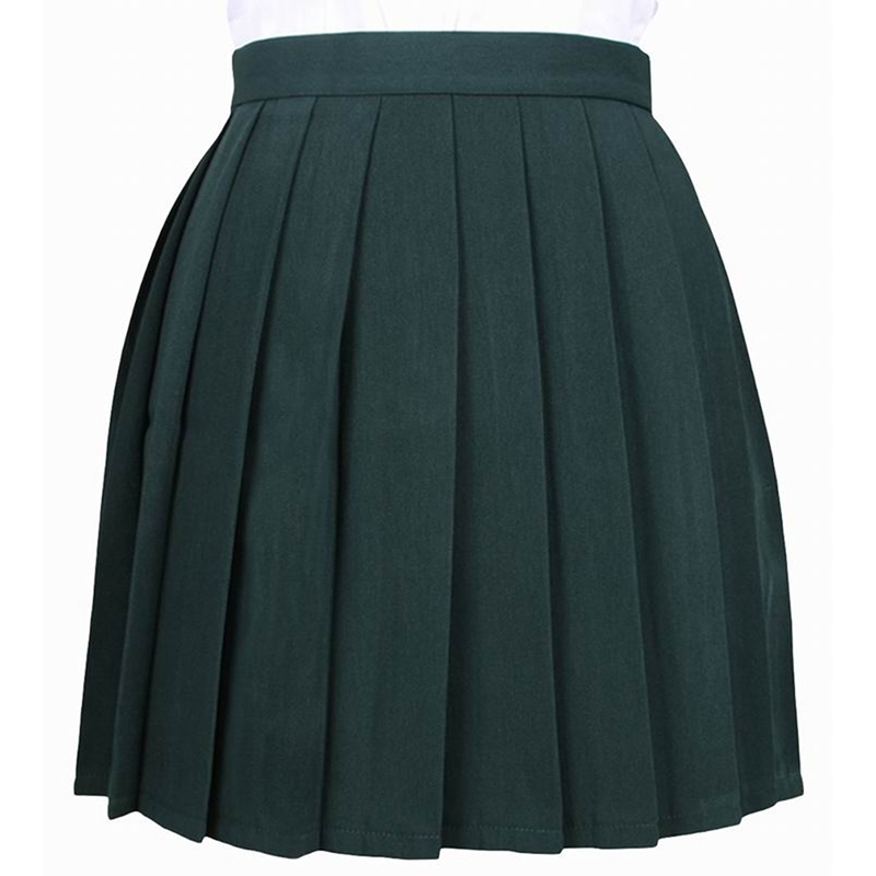 Bigsweety Solid Color Sailor Skirt Japanese School Uniform Spring 2020 Harajuku Skirts Women High Waist Ball Pleated Skirts