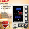 UNI T UTP3315TFL Single Channel Linear DC Power Supply 0 To 30V 0 To 5A