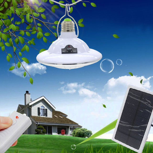 22 LED Solar Powered Outdoor Yard Tent Light Remote Control C&ing Garden L& & Aliexpress.com : Buy 22 LED Solar Powered Outdoor Yard Tent Light ...