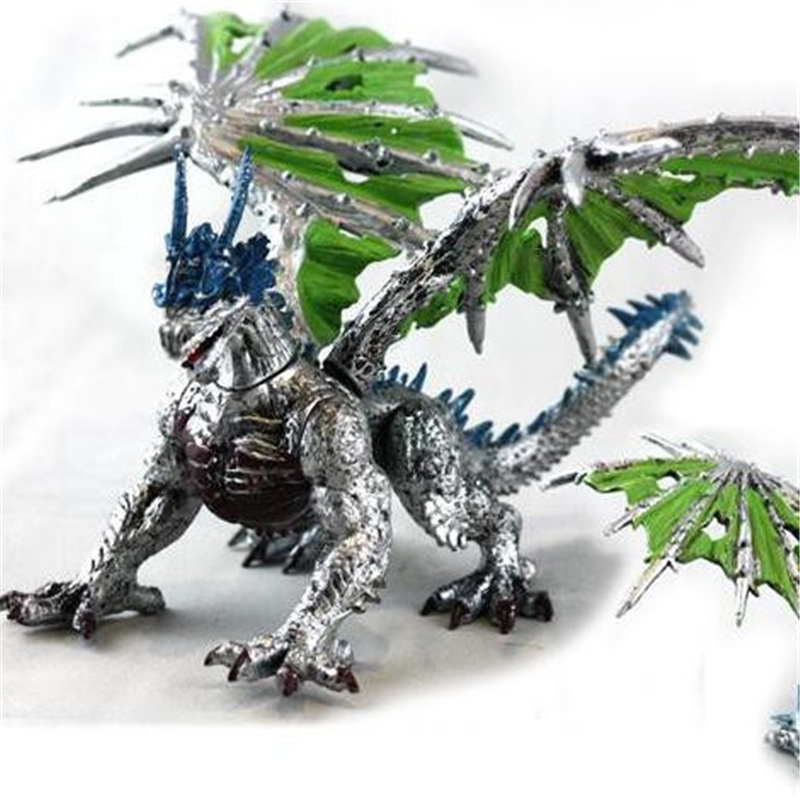 1pcs Set High Quality Model Toys Dragons With Wings Classic Toys Dolls Gifts For Boys Action