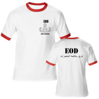 Eod Camp Buehring Veteran Men S Premium T Shirt Men Raglan Sleeve T Shirt Fashion Man