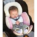 Cochecitos HeadBody Almohadillas de Protección de Protección Pad Cojín Del Asiento de Coche Asiento de Coche de Bebé Accesorios Cuello Almohadilla de Protección