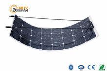 Boguang 100 Вт гибкие солнечные панели 12 В Солнечная эффективную Sunpower клеток гладкой модуль системы автомобиля RV морской катер зарядное устройство