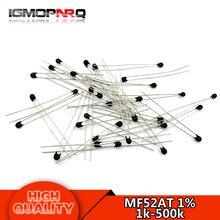 100pcs NTC-MF52AT MF52AT B 3950 5% NTC Thermistor Thermal Resistor 1K 2K 3K 4.7K 5K 10K 20K 47K 50K 100K 5%