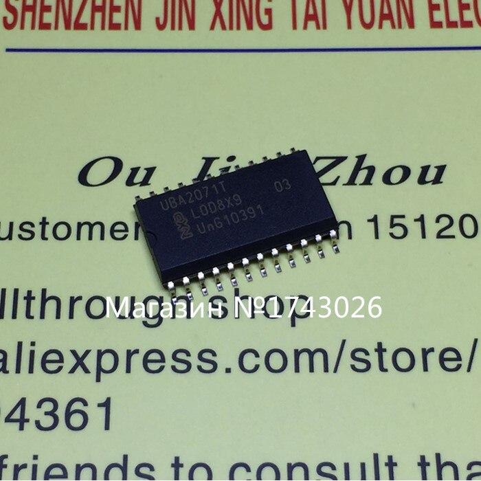 Оригинал 3 шт./лот UBA2071T UBA2071AT подсветка ЖК чип водитель IC C1…