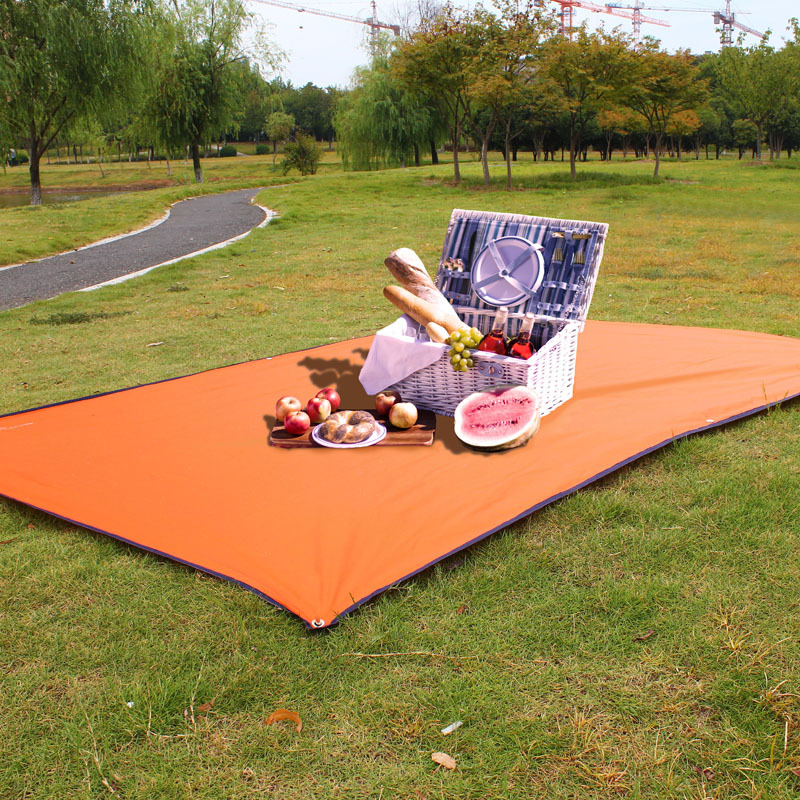 Outdoor Waterproof Picnic Rug Camping Tent Travel Mat Hiking Tourist Beach  Mat Picnic Blanket Sleeping Pad Camping Mattress In Camping Mat From Sports  ...