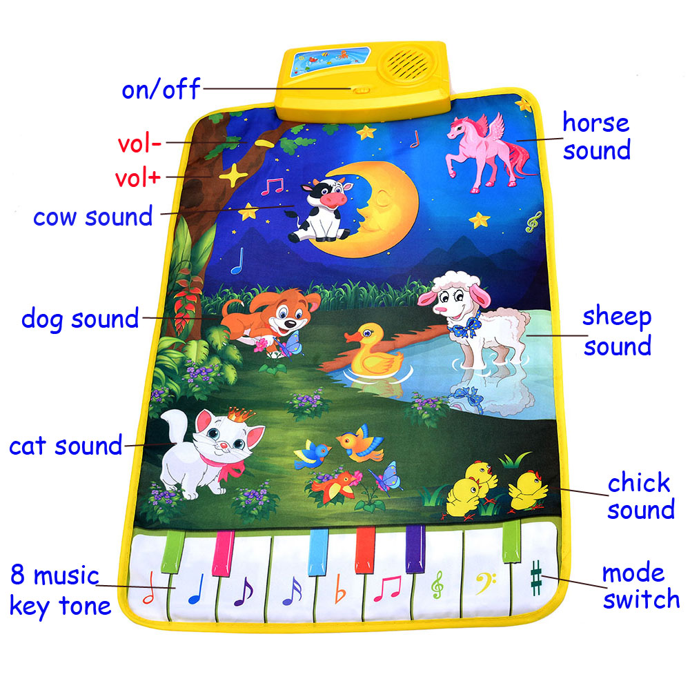 Baby-Piano-Mats-Music-Carpets-Newborn-Kid-Children-Touch-Play-Game-Musical-Carpet-Mat-Animal-Moon-Blanket-Rug-Toys-gift-animal-1