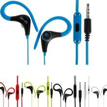 Earphone 3.5mm Magnetic Headphones In-Ear Stereo Sport Hi-Fi Headset Earbuds Super Bass Han