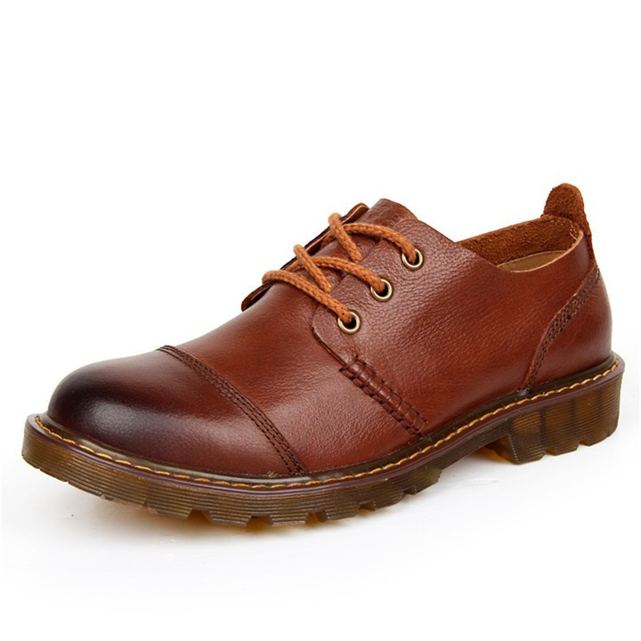 mens leather oxfords