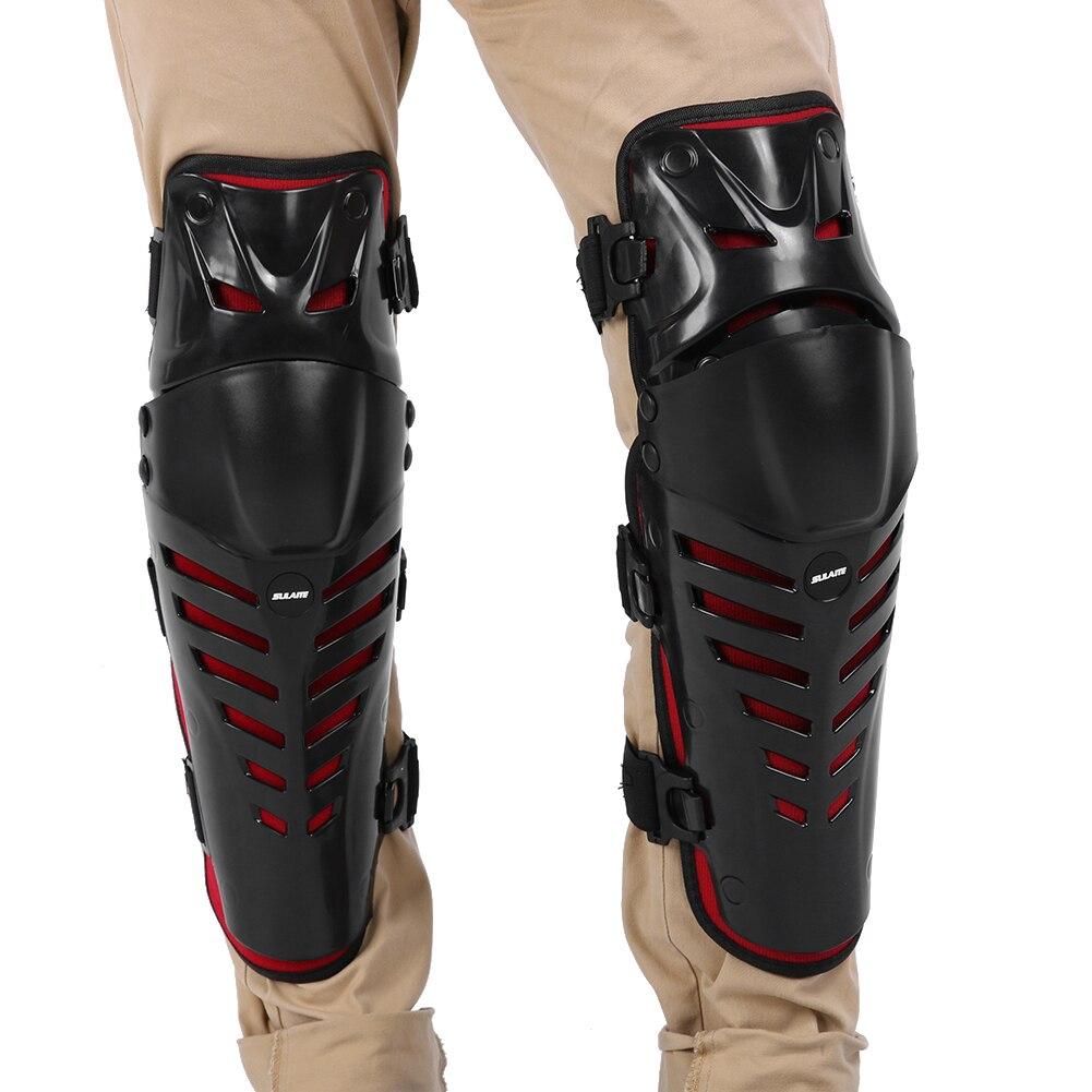 Motorcycle Motocross Knee elbow protector pad off road MTB dirt bike stainless steel knee elbow pad