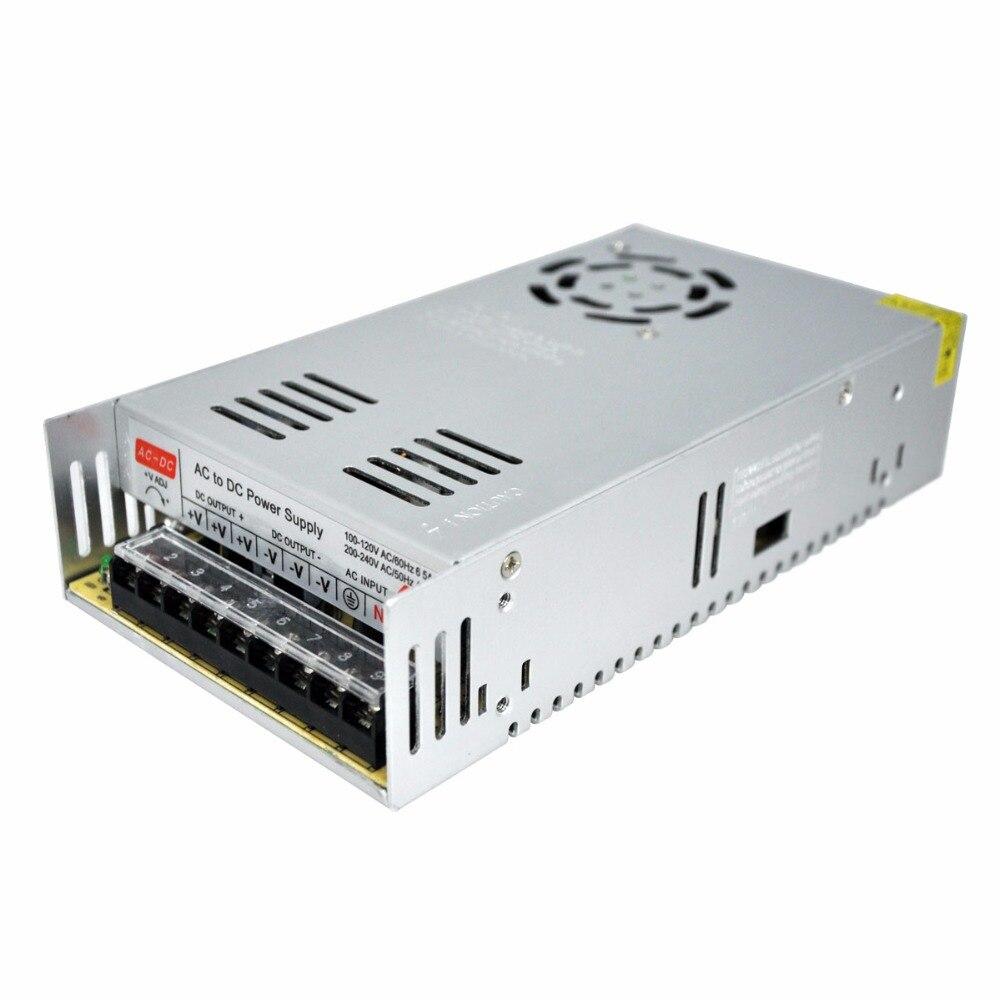 AC a DC 48 V 400 W convertidor de voltaje de alta calidad fuente de alimentación de conmutación para Motor mecánico