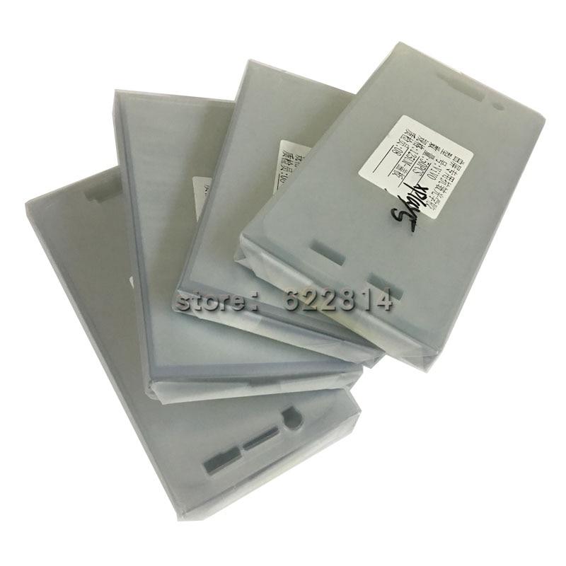 50pcs 125um OCA glue Optical Clear Adhesive Anti-wrin for Samsung s6edge s7 s8 edge plus LCD Glass Lens Film G955 G950 G935 G928