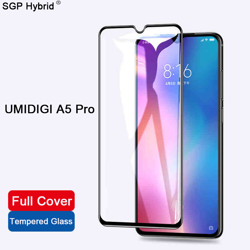 Full Screen Protector Tempered Glass For UMI UMIDIGI A5 Pro Protective Glass Film For UMI UMIDIGI A 5 Pro A5pro Umidigia5pro Lcd