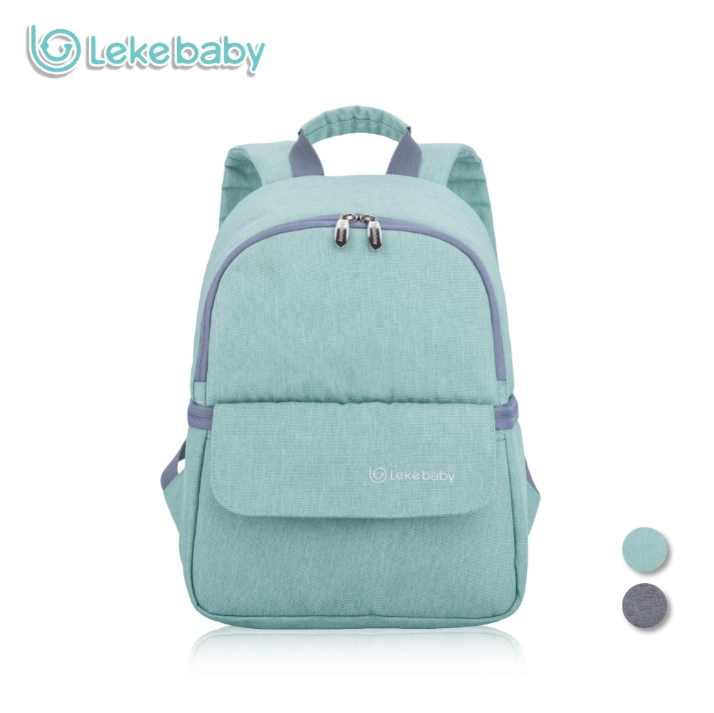 Lekebaby Breast Milk Storage Bag for Baby Food Multifunction Insulated Cooler Bag Fresh-keeping Waterproof Diaper Nappy Bag multifunction outdoor picnic warm fresh cold food keeping storage handbag blue
