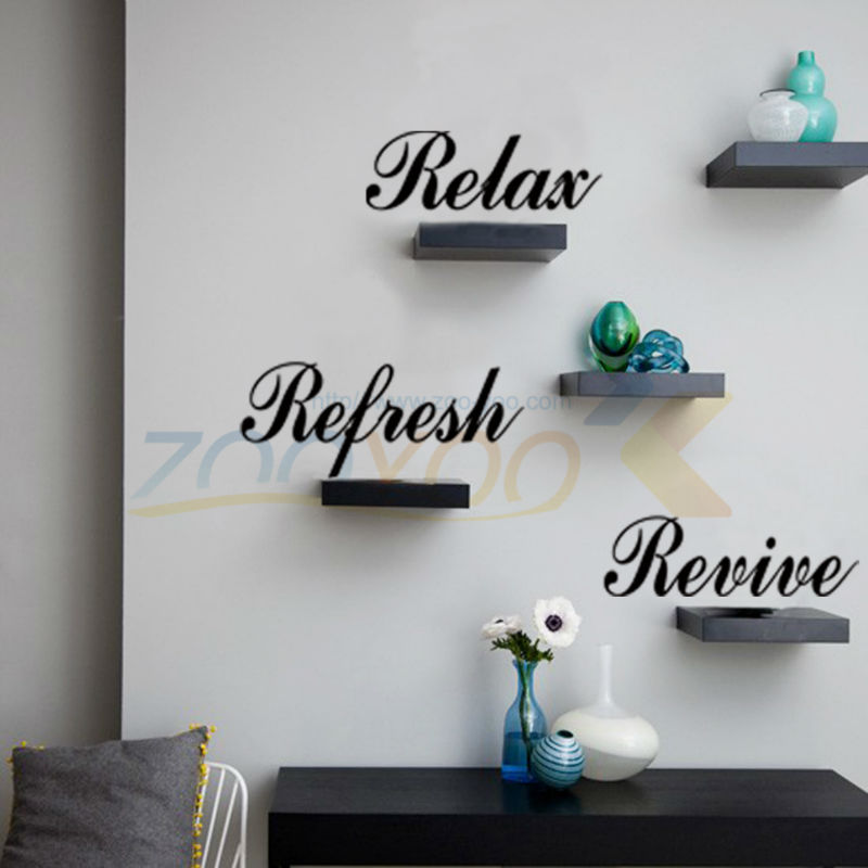 Compare Prices on Relax Revive Decals Online ShoppingBuy Low