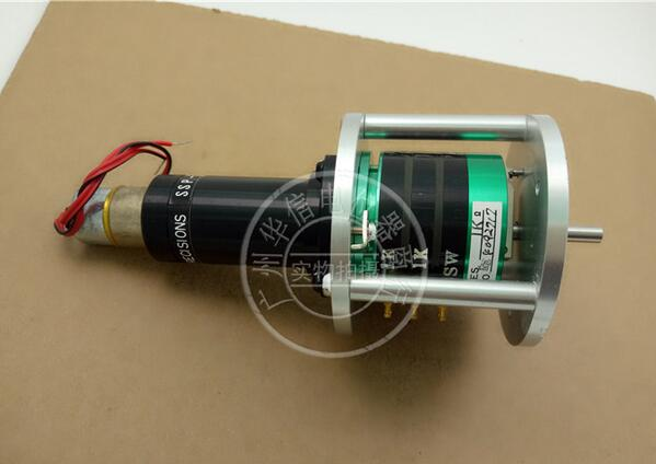 [VK] MIDORI SSP-35FX3-5 double 1K motor band switch potentiometer SW P-1k   L-SW with switch midori