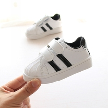 New Toddler Babys Soft Casual Shoes Kids Boy Girls Walking Shoes