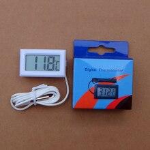 Kitchen Fridge /Food LCD Digital Sensor Thermometer for Freezer Temperature 50~110 Gegree недорого