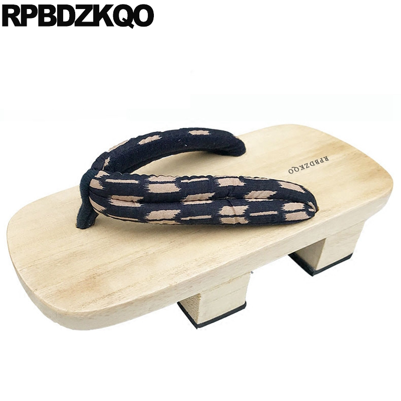 Geta Fashion Japanese Clogs Platform Summer Sandals 2018 Flip Flop Beach Men Breathable Water Slip On Slippers Shoes Slides hand made loop electric guitar effect pedal looper true bypass 3 looper switcher guitar pedal hr 1