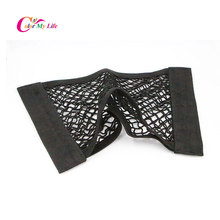 Car Seat Back Storage Mesh Net Bag Luggage Holder Pocket Nets Trunk Organizer For Audi A1 A3 A4 A5 A6 A7 A8 S5 Q3 Q5 Q7