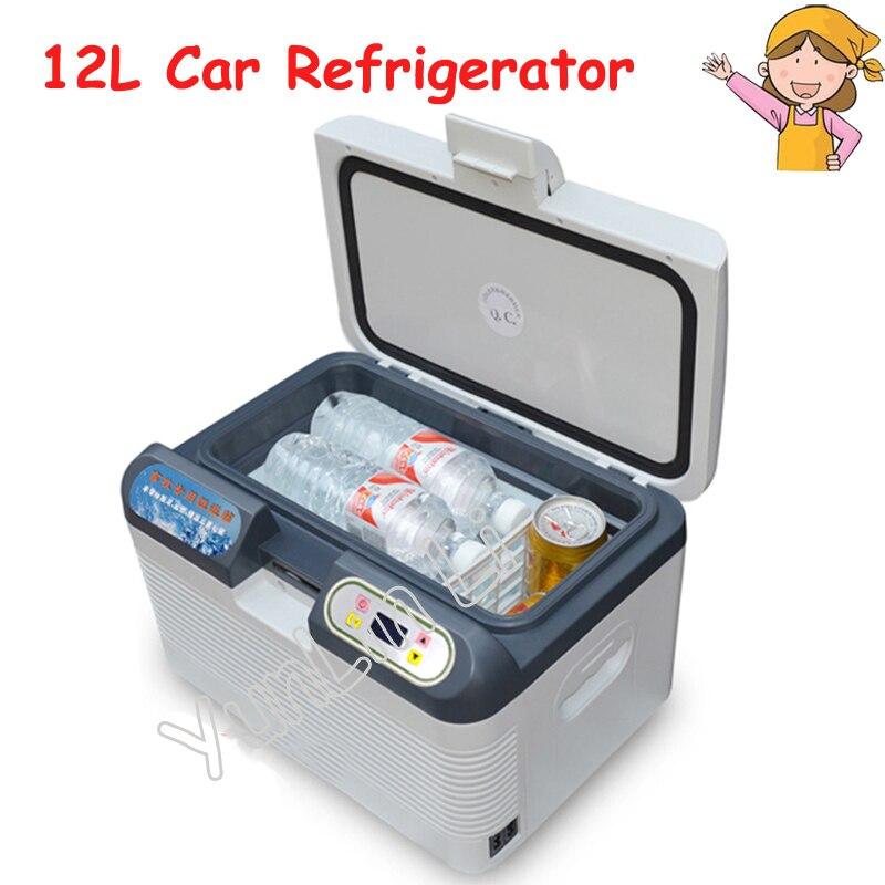 12L Réfrigérateur De Voiture Portable de Porc Sperme Thermostat Machine Mini Ménage Bétail Réfrigérateur 12L4