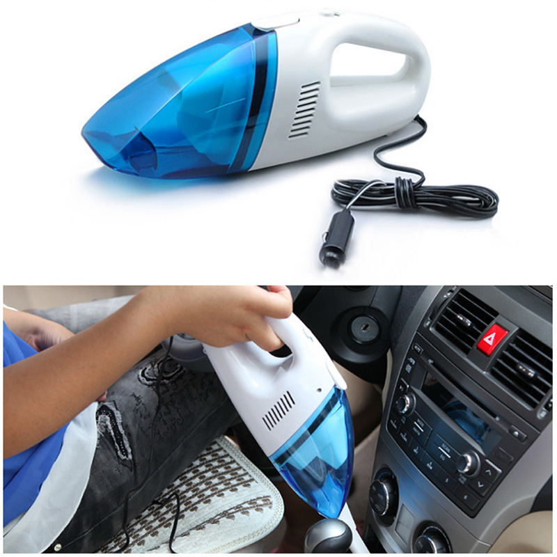 Car Vehicle Auto Truck Portable Handheld Powered 12V Wet Dry Car Vacuum Cleaner