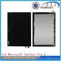 Novo para microsoft surface pro 4 pro4 v1.0 1724 LTN123YL01 001 v1.0 display lcd com tela de toque montagem do painel frete grátis|microsoft surface pro case|surface 4 case|microsoft surface case -