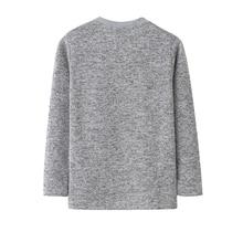 AuroraBaby Big Girls Kids Sweatshirt Cartoon Owl Casual Sweater Coat Girl Boy Clothes Lining Fleece For Autumn