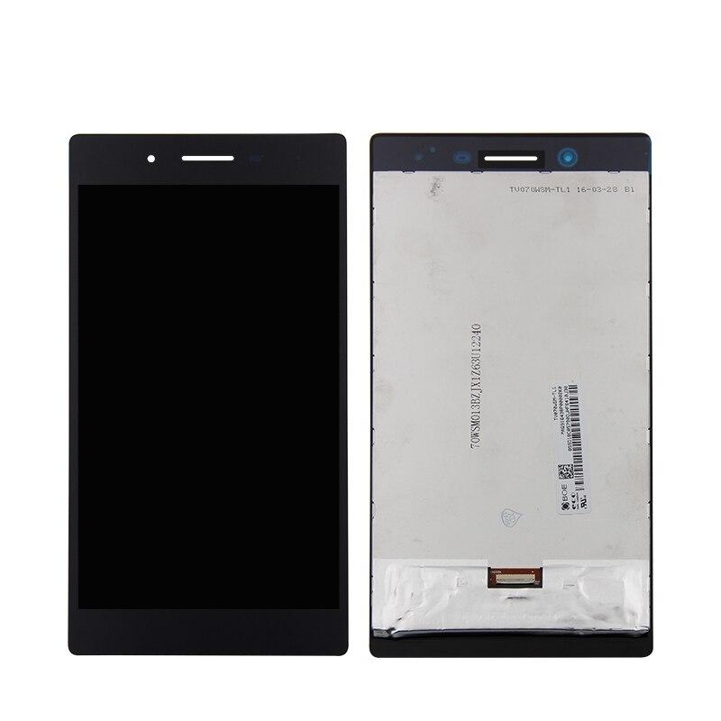 Para Lenovo Tab 3 730 Tab3 730m Tab3-730 Tab3-730m TB3-730 TB3-730X TB3-730M pantalla táctil digitalizador LCD montaje de pantalla