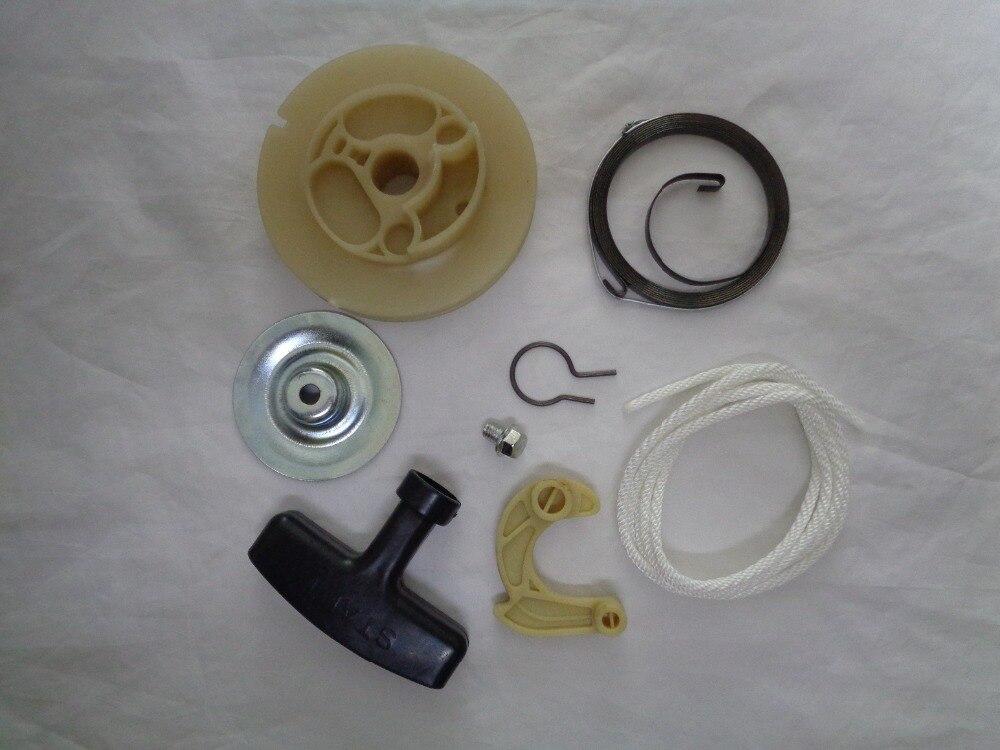 Kawasaki Starter-Recoil 49088-2409-9H For Generators Genuine Parts Made In Japan