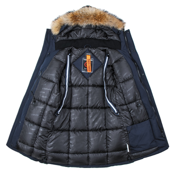 Winter Polyester Coat by TIGER FORCE 1