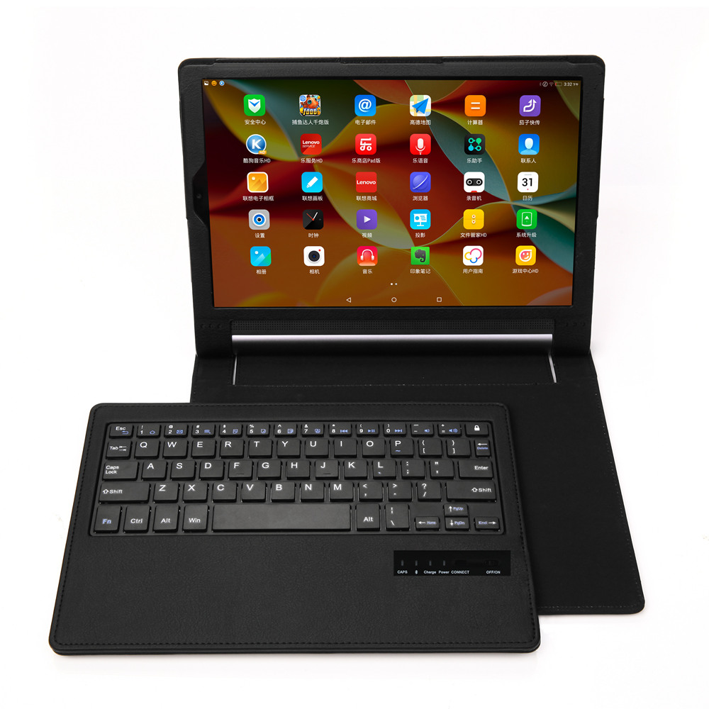 For Lenovo Yoga Tab Tablet 3 10 YT3 X50 X50F X50M X50L 2 in 1 PU