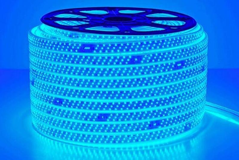 2835 bande LED smd lumière IP65 LED étanche bande flexible bande lumière 180 LED s/m décor à la maison lampe - 6
