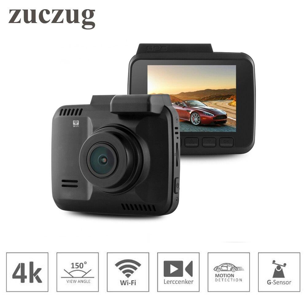 ZUCZUG WiFi voiture DVR caméra enregistreur Dash Cam g-sensor 2.4