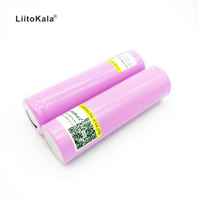 Baterias Recarregáveis para samsung 18650 3000 mah Marca : Liitokala
