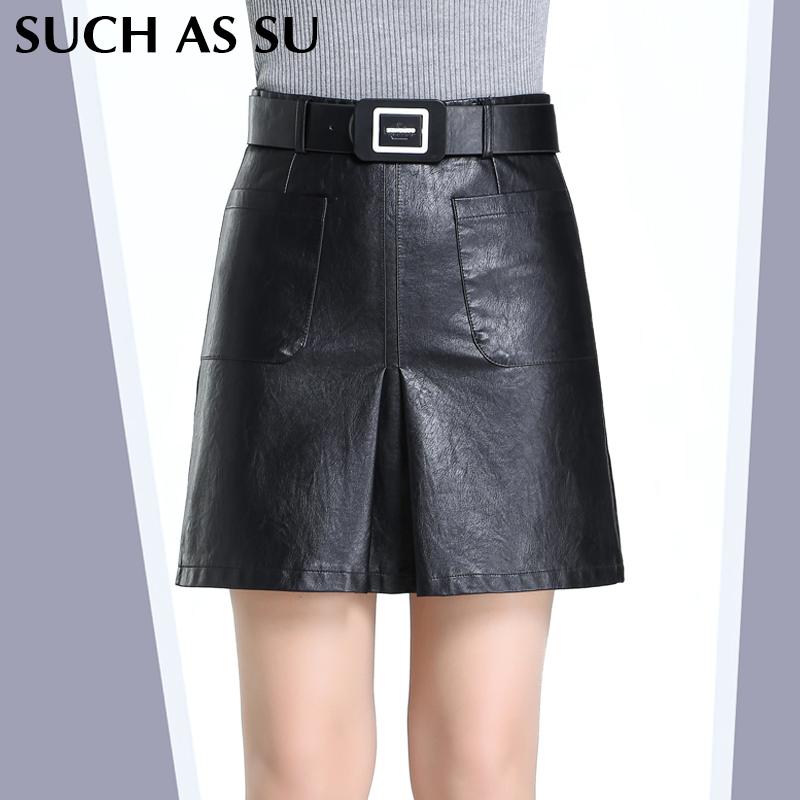 Compare Prices on Black Mini Skirt Belt Leather- Online Shopping ...
