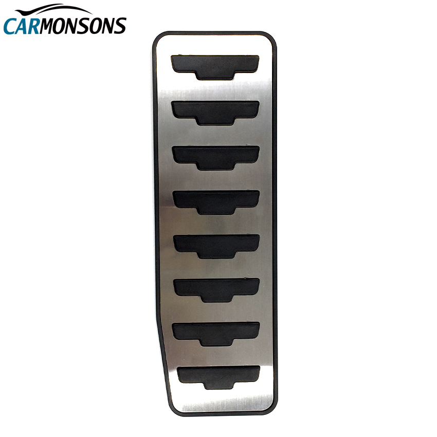 Carmonsons Foot Rest Pedal Pad Cover For Land Rover Range