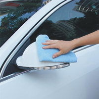 12pcs Kit Cleaning Cloth 40 40cm Eco Friendly Microfiber Toallas Car Cleaning Wash Windsheild Cleaner Accessories