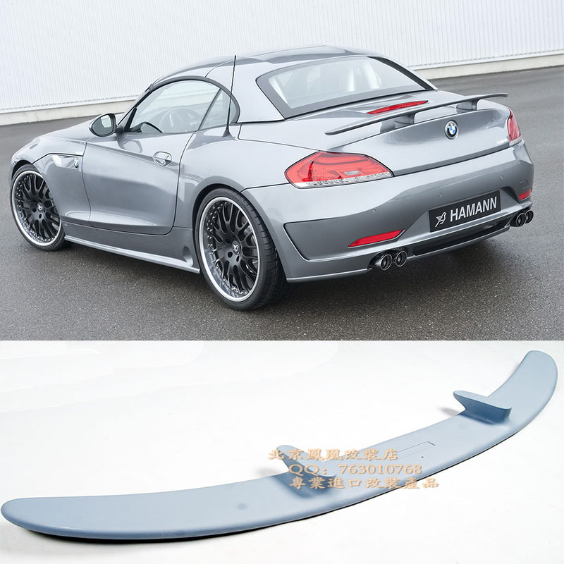Bmw Z4 2009: Z4 E89 Rear Trunk Lip Spoiler Wing For BMW E89 Z4 2009