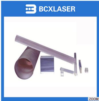 YAG laser komponenten und modules3 * 65 3*120 4*120 5*85 8*185 Laser kristall nd Yag Laserstab kristall rod