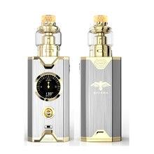 Shikra Kit NEWEST E Electronic cigarrete Vape kit Sigelei super power 10 - 200w New system design Better experience feelings
