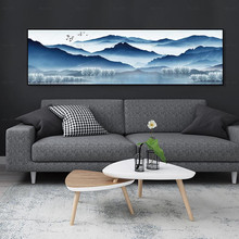 posters and prints wall art pictures modern printing mountain abstract canvas painting no frame