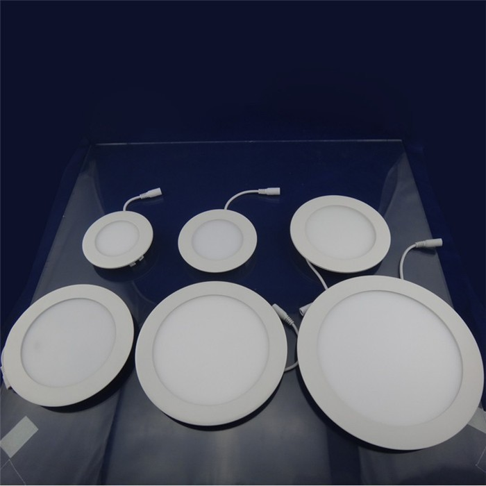 9W 12W 15W Ultra thin LED Panel Light Led indoor Ceiling Recessed downlight for Kitchen Living room Led Light