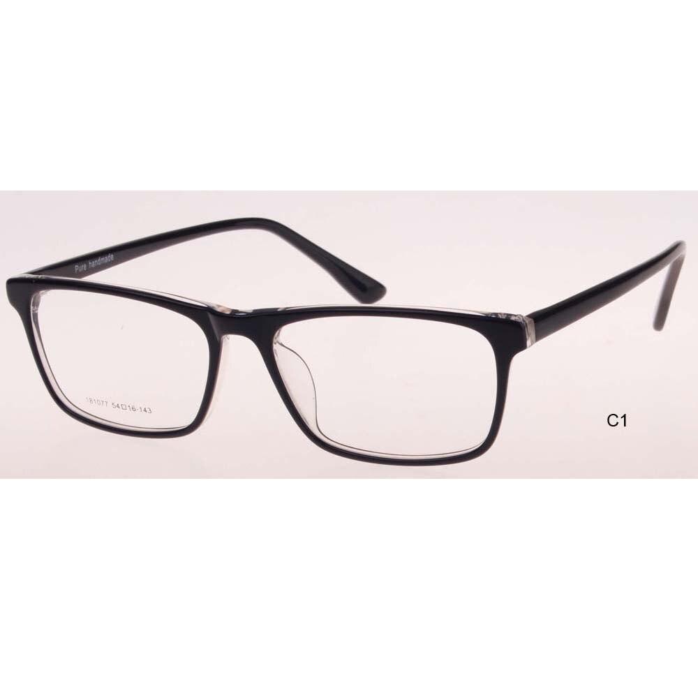 5ba1dbf770 Super thin Glasses Frame Men Women Spectacles Vintage Safety Goggles Female  Eyeglasses black glasses can put prescription lens-in Eyewear Frames from  ...